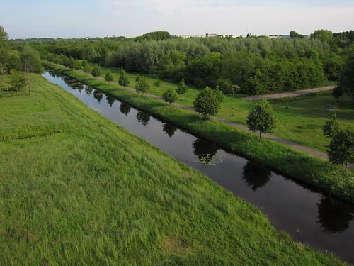 Poldergebied Overvecht, Utrecht