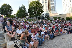 Basin Stage Audience