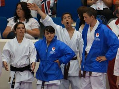 Coupe d'Europe Cadets/Vétérans 2012 - Paris, France