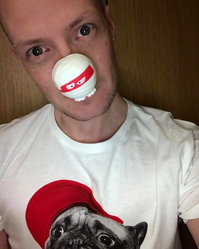 Today is all about...Red Nose Day