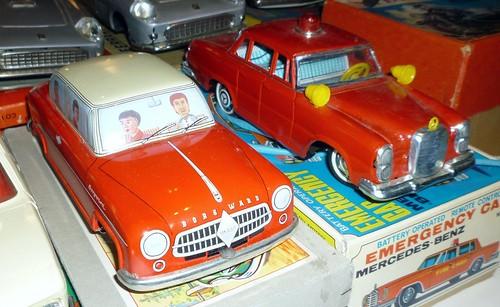 Blohmer&Schüler Borgward + Mercedes 600