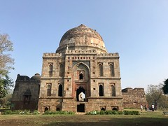 Sheesh Gumbad, Lodhi Garden, New Delhi, India