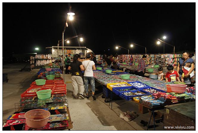 [南投.旅遊]埔里觀光夜市.每週五、六營業~撿便宜好所在 @VIVIYU小世界
