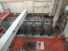 Diesel engine, Nippon Maru