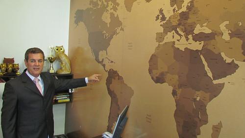 Altair Vilar apresenta o Plano de Expansão do Cartão de Todos no Brasil e Exterior