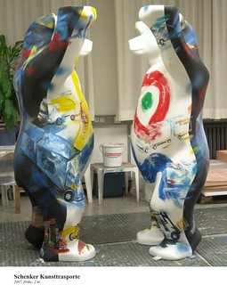 Schenker Kunsttransporte