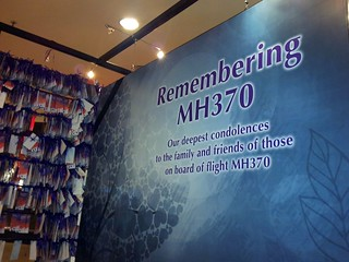 Remembering MH370