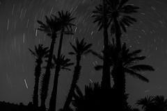 Merzouga at night