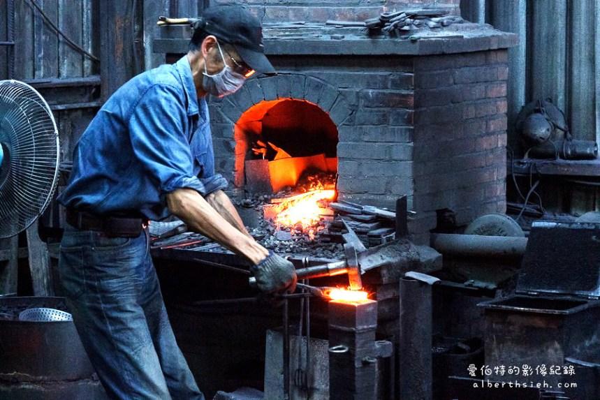 金門金寧鋼刀製作
