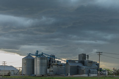 """Storms of a Grain Processing Plant • <a style=""""font-size:0.8em;"""" href=""""http://www.flickr.com/photos/35609298@N06/19827088435/"""" target=""""_blank"""">View on Flickr</a>"""