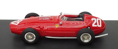 Tron Bee Bop Ferrari 256 F.1  1960