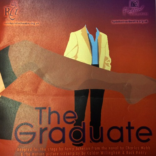 Today is all about...The Graduate