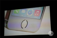 home button scanner
