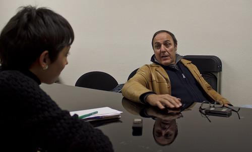 Entrevista a Pere Camps