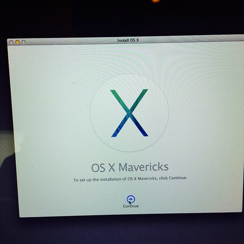 OS X Mavericks is a Stupid Name