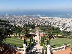 Haifa Baha'i Gardens