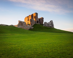 "Sunrise at Duffus Castle II • <a style=""font-size:0.8em;"" href=""http://www.flickr.com/photos/26440756@N06/11390238903/"" target=""_blank"">View on Flickr</a>"