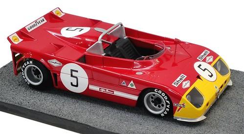CP Alfa Romeo 33TT3 1972