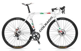 Colnago World Cup Cross Bike White 2014