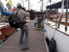Mai 2014 - Oostende voor anker