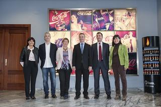 José Miguel Lanzagorta, CEO de Norbega-Coca Co...