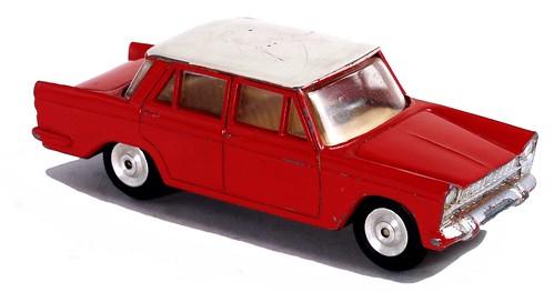 Gama Fiat 1800