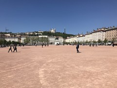 Place Bellecour - Lyon
