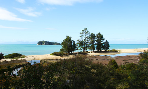 Apple Tree Bay, Abel Tasman Park