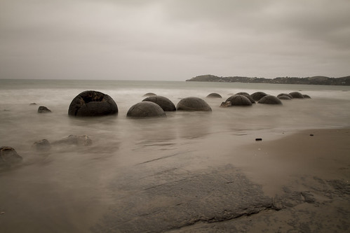 Moeraki Boulders