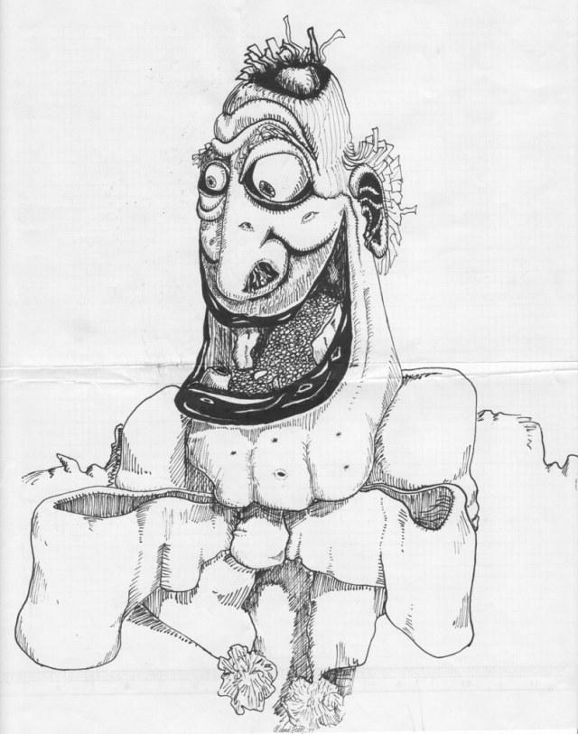 Basil Pinhead