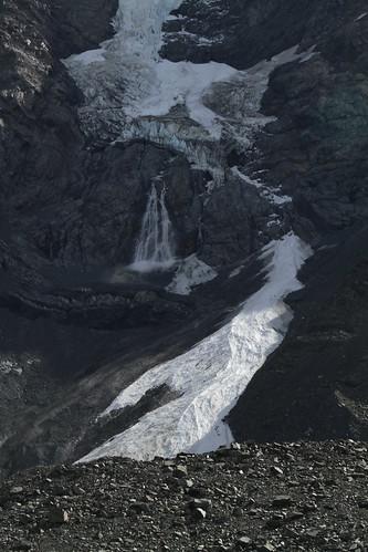 Bergwand