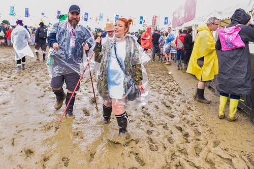 muddy other stage Glastonbury Festival 2016-1 Sara Bowrey