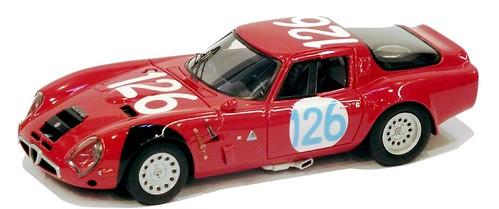 Vision Alfa Romeo TZ2 1966