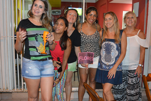Mariana e as amigas queridas