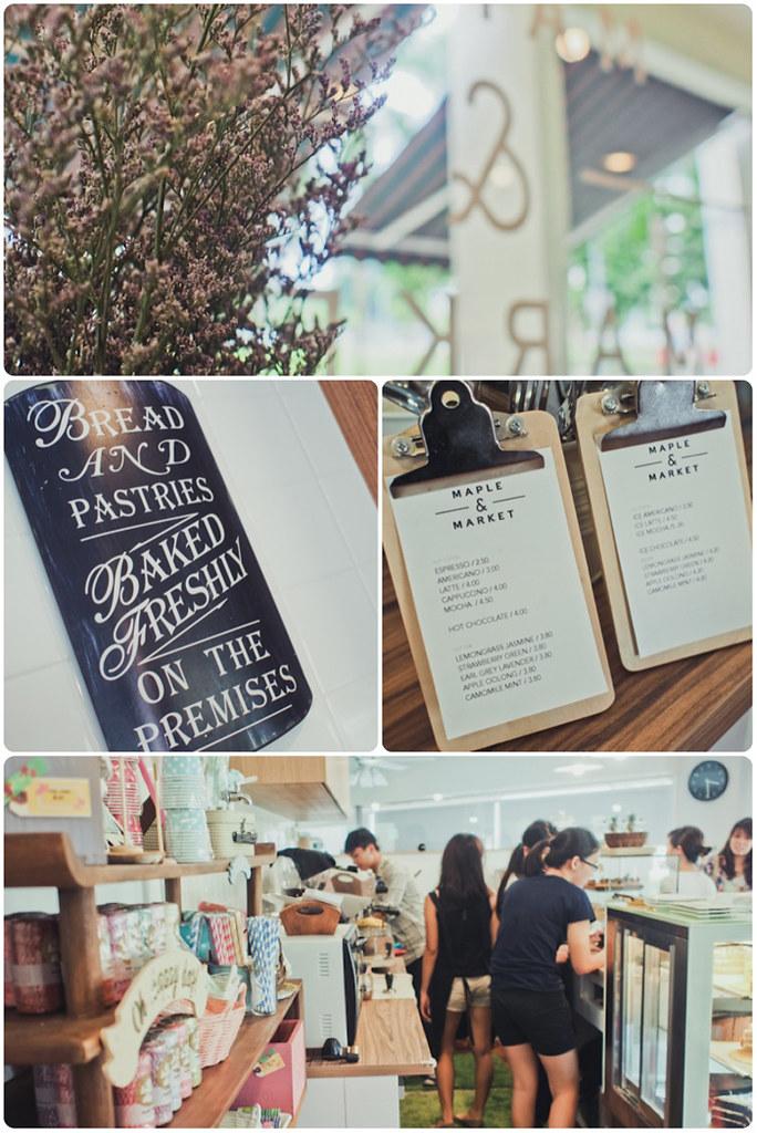 Maple & Market Bakery