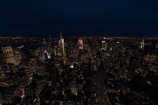 Uptown At Night