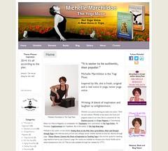 Michelle Marchildon - The Yogi Muse