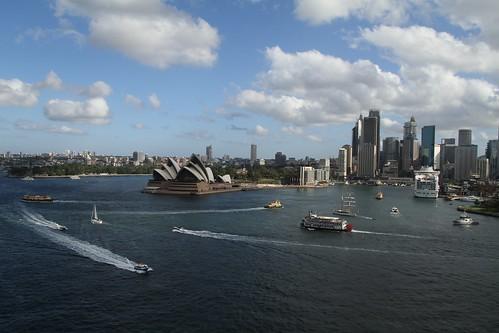 Sydney Oper & Circular Quai