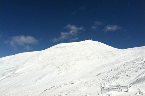 Mt. Washington Snow Cone
