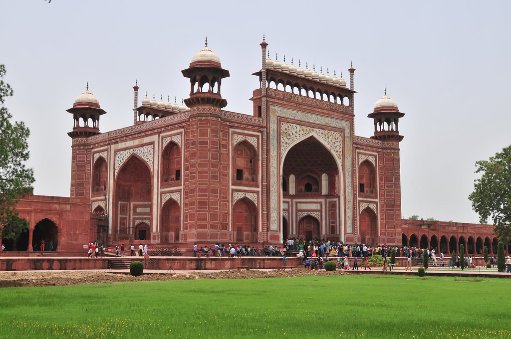 Day in Agra