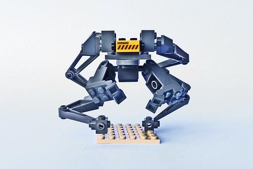 drone robot concept