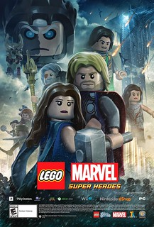 "LEGO Marvel Super Heroes ""Thor: The Dark ..."