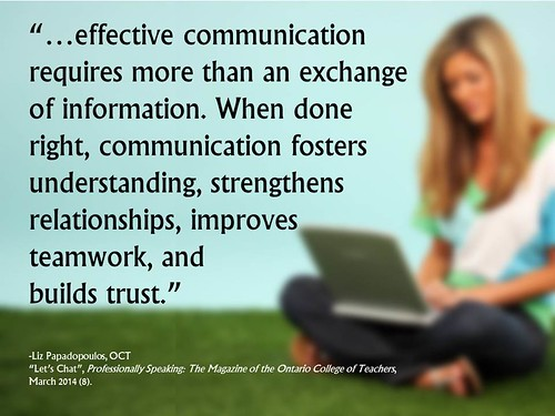 """Quotation:   """"...effective communication by Ken Whytock, on Flickr"""