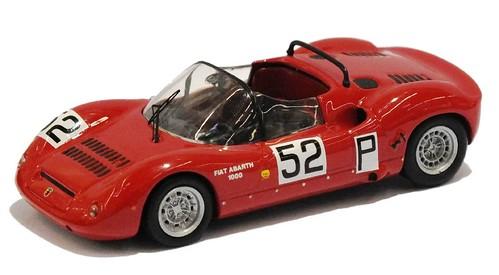 Best Abarth SP1000 Nürburgring 67-001