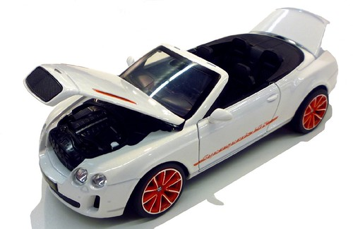 Caipo Toys Bentley Continental LSR 1-026