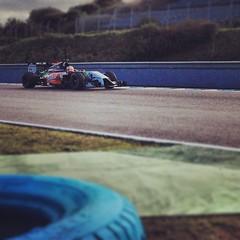 Test F1 Jerez con @CEPSA_ES
