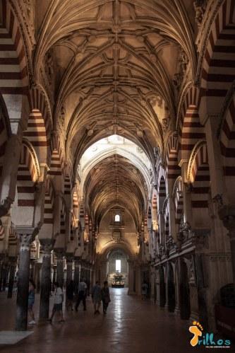A mágica Mesquita de Córdoba