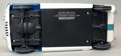 Minichamp Bortz Collection La Salle II (9)
