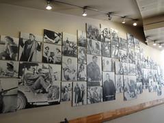 Palmach Museum entrance