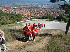 Sa turneje u Vranju